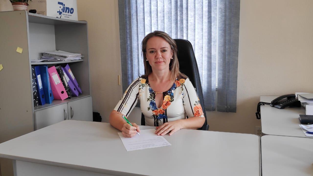 Adriana Ribas é a presidente do Sindicato